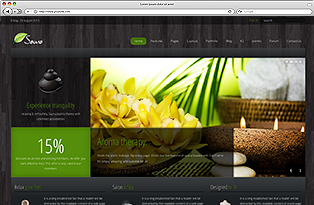 sauna joomla preview small